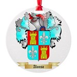 Alonso Round Ornament