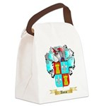 Alonzo Canvas Lunch Bag