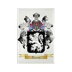 Alovisi Rectangle Magnet (100 pack)