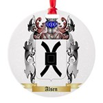 Alsen Round Ornament