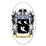 Alsina Sticker (Oval 10 pk)