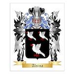 Alsina Small Poster