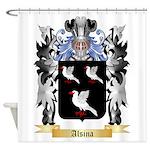 Alsina Shower Curtain