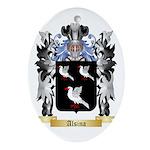 Alsina Ornament (Oval)