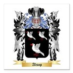 Alsop Square Car Magnet 3