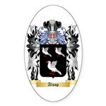 Alsop Sticker (Oval 50 pk)