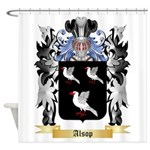 Alsop Shower Curtain