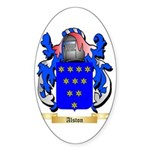 Alston Sticker (Oval 50 pk)