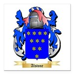 Alstone Square Car Magnet 3
