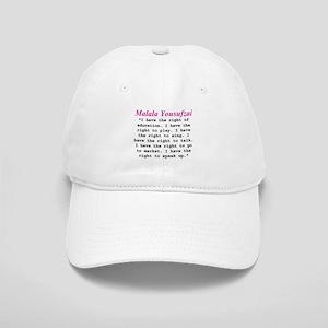 Malala's Rights Cap