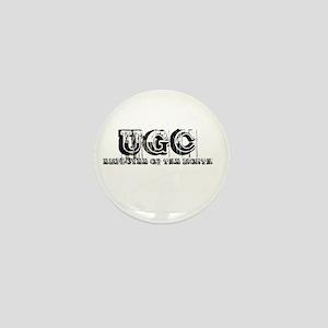 UGC Employee Mini Button