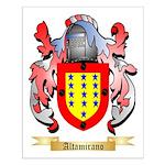 Altamirano Small Poster