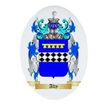 Alty Ornament (Oval)