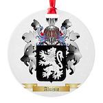 Aluisio Round Ornament