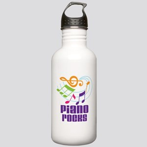 Piano Rocks Stainless Water Bottle 1.0L