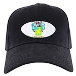 Alvarado Black Cap