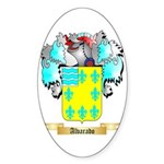 Alvarado Sticker (Oval 50 pk)