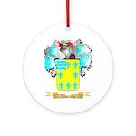 Alvarado Ornament (Round)