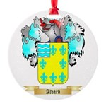 Alvard Round Ornament