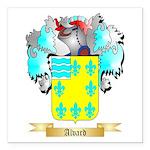 Alvard Square Car Magnet 3
