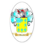 Alvard Sticker (Oval 10 pk)