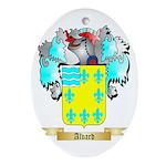 Alvard Ornament (Oval)