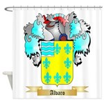 Alvaro Shower Curtain