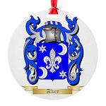 Alvey Round Ornament
