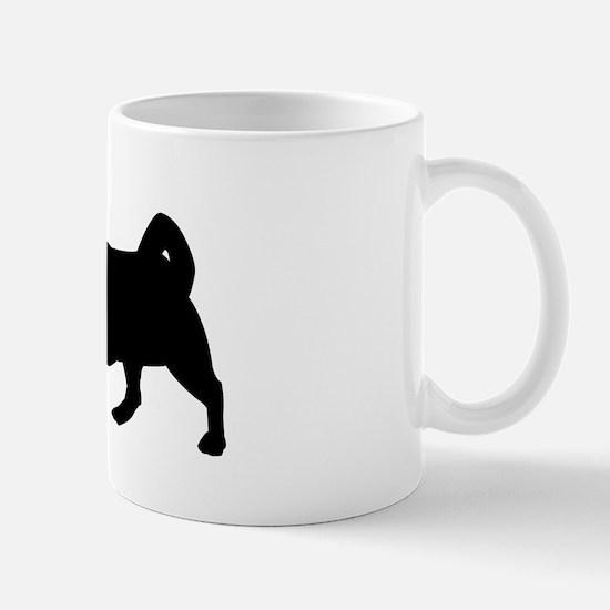 American Lo Sze Pug Mug