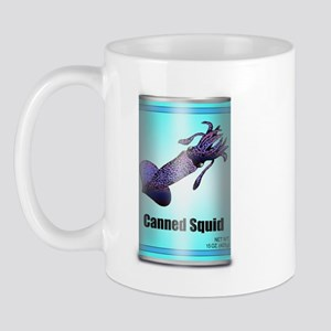 Canned Squid - Mug