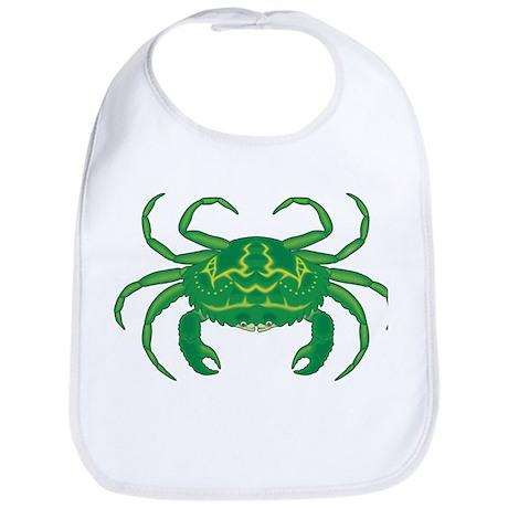 Green Crab Bib