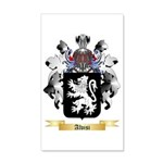 Alvisi 35x21 Wall Decal