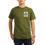 Alvisio Organic Men's T-Shirt (dark)
