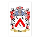 Alwin Postcards (Package of 8)