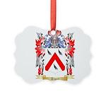 Alwin Picture Ornament