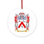 Alwin Ornament (Round)
