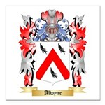 Alwyne Square Car Magnet 3