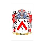 Alwyne Sticker (Rectangle 50 pk)
