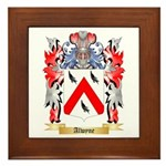 Alwyne Framed Tile