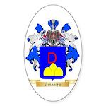 Amadieu Sticker (Oval)