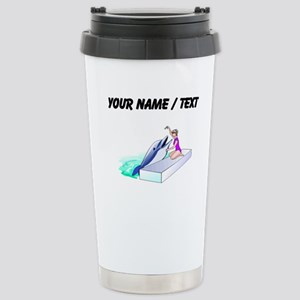 Custom Dolphin Trainer Mugs