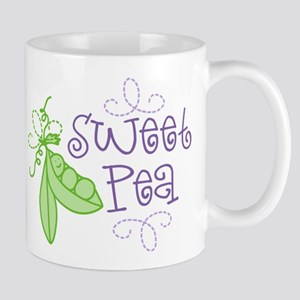 Sweet Pea Mug