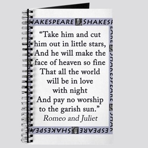 Take Him and Cut Him Out In Little Stars Journal