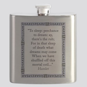 To Sleep: Perchance to Dream Flask