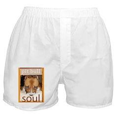 Pit Bull Soul-Pt. 3 Boxer Shorts