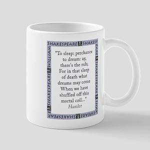 To Sleep: Perchance to Dream 11 oz Ceramic Mug