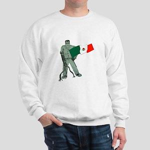 Mexican Robots Sweatshirt