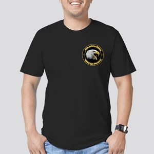 101st Airborne Men's Fitted T-Shirt (dark)