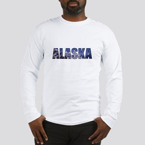 alaskablockwht Long Sleeve T-Shirt