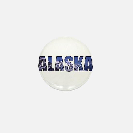 Cute Iditarod Mini Button
